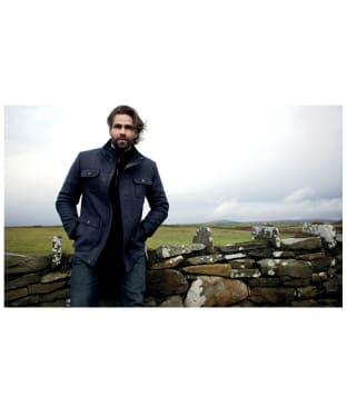 Men's Jack Murphy Benedict Tweed Jacket