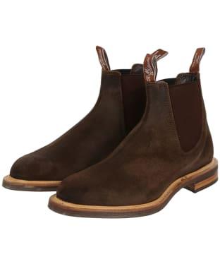 Men's R.M. Williams Gardener Full Welt Boots - Espresso