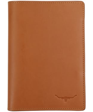 R.M. Williams City Passport Cover - Tan