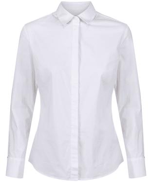 Women's Dubarry Daffodil Shirt - White