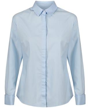 Women's Dubarry Daffodil Shirt - Pale Blue