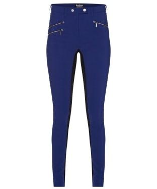 Barbour International April Trousers - Klein Blue