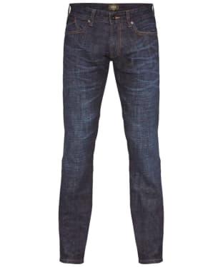 Men's Barbour International Lightening Slim Tapered Vintage Jeans - Vintage