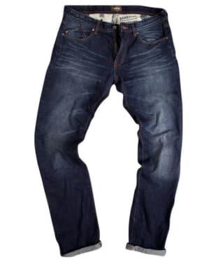 Men's Barbour International Comet Slim Vintage Wash Jeans - Vintage Wash