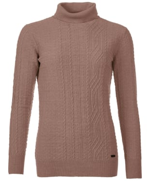 Women's Barbour Nebit Roll Neck Jumper