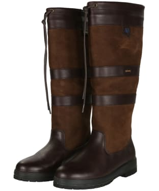 Dubarry Galway ExtraFit™ Country Boots - Walnut