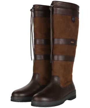 Dubarry Galway Boots - Walnut