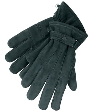 Men's Barbour Leather Thinsulate Gloves