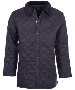 Men's Barbour Liddesdale Jacket - Black
