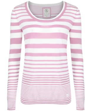Women's Aigle Alispring Jersey Sweater -  Digitale Plant