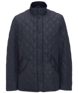 Men's Barbour Chelsea Sportsquilt Jacket - Navy