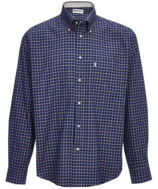 Men's Barbour Bank Check Shirt
