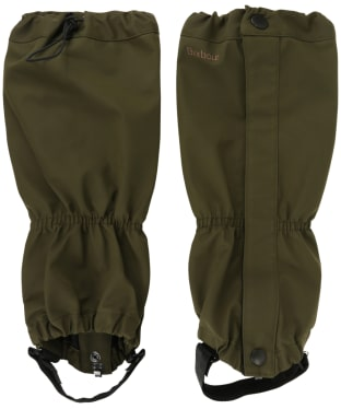 Barbour Endurance Gaiters - Dark Green