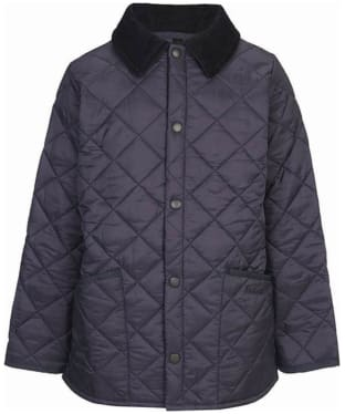 Boy's Barbour Liddesdale Quilted Jacket, 2-9yrs