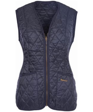 Women's Barbour Betty Interactive Liner - Navy