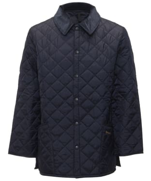 Men's Barbour Liddesdale Jacket - Navy