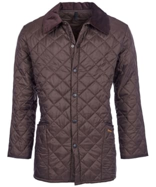 Men's Barbour Liddesdale Jacket - Rustic