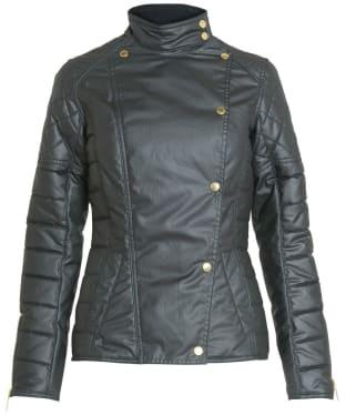 Barbour International Axle Waxed Jacket