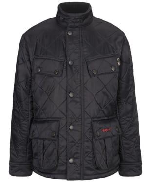 Boy's Barbour Ariel Polarquilt Jacket, 2-9yrs