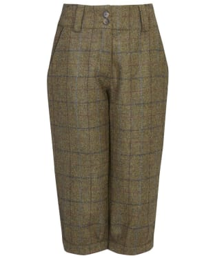Women's Barbour Teesdale Breeks - Olive