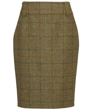 Women's Barbour Clover Skirt - Olive
