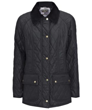 Women's Barbour Quilted Wax Beadnell Jacket