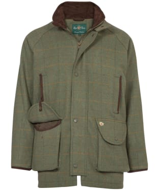 Men's Alan Paine Combrook Waterproof Coat - Lovat