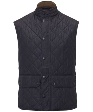 Men's Barbour Lowerdale Gilet - Navy