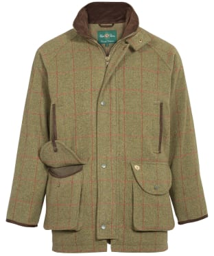 Men's Alan Paine Combrook Waterproof Coat - Sage