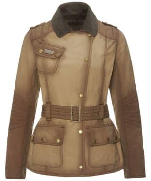 Women's Barbour Halesworth Waxed Jacket