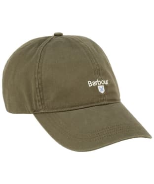 Men's Barbour Cascade Sports Cap - Olive