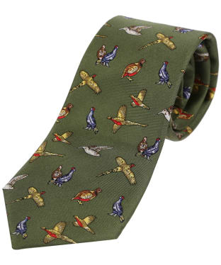 Men's Soprano Country Birds Tie