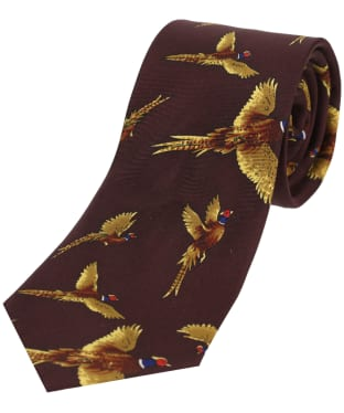 Men's Soprano Flying Pheasants Tie