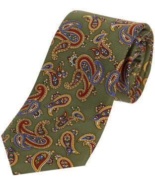 Men's Soprano Paisley Silk Tie
