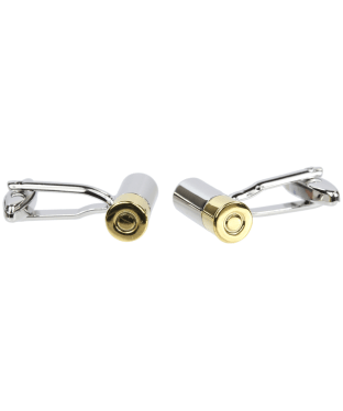 Men's Soprano Cartridge Cufflinks - Silver