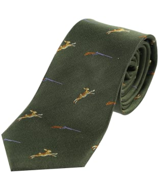 Men's Soprano Hares and Shotgun Tie
