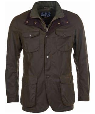 Men's Barbour Ogston Waxed Jacket