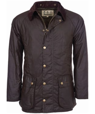 Barbour New Gamefair Wax Jacket - Olive