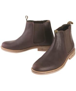 Men's Barbour Farsley Chelsea Boots - Brown