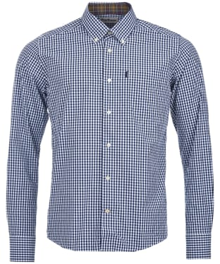 Men's Barbour Country Gingham Tailored Shirt