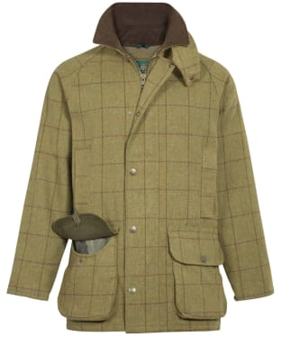 Men's Alan Paine Rutland Waterproof Coat - Lichen