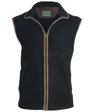 Women's Alan Paine Aylsham Fleece Gilet - Dark Navy