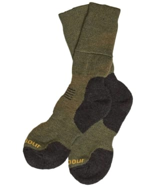Men's Barbour Cragg Boot Socks - Olive Mix