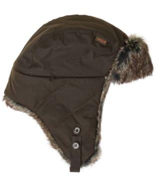 Men's Barbour Wax Grasmere Trapper Hat