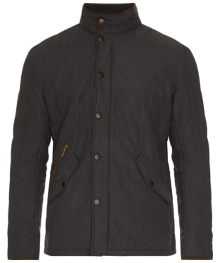 Barbour Bowden Quilted Jacket - Navy