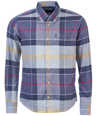 Men's Barbour John Tailored Shirt - Modern Tartan