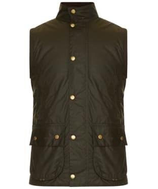 Men's Barbour New Westmoorland Waistcoat - Olive