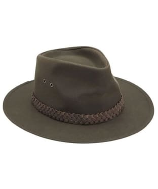 DO NOT SET LIVEBarbour Wax Bushman Hat