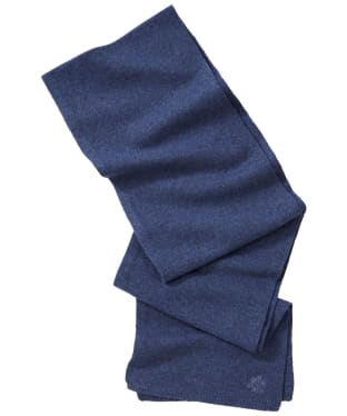 Alan Paine Embroidered Wool Scarf - Rhapsody