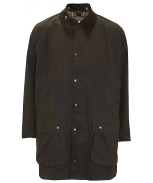 Men's Barbour Classic Northumbria Waxed Jacket